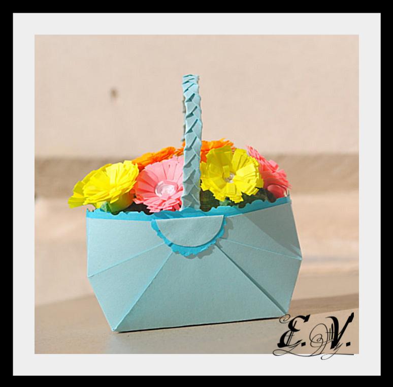 DSC 01181 Корзинка цветов
