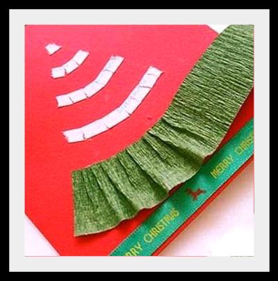 елка 2 Новогодняя открытка