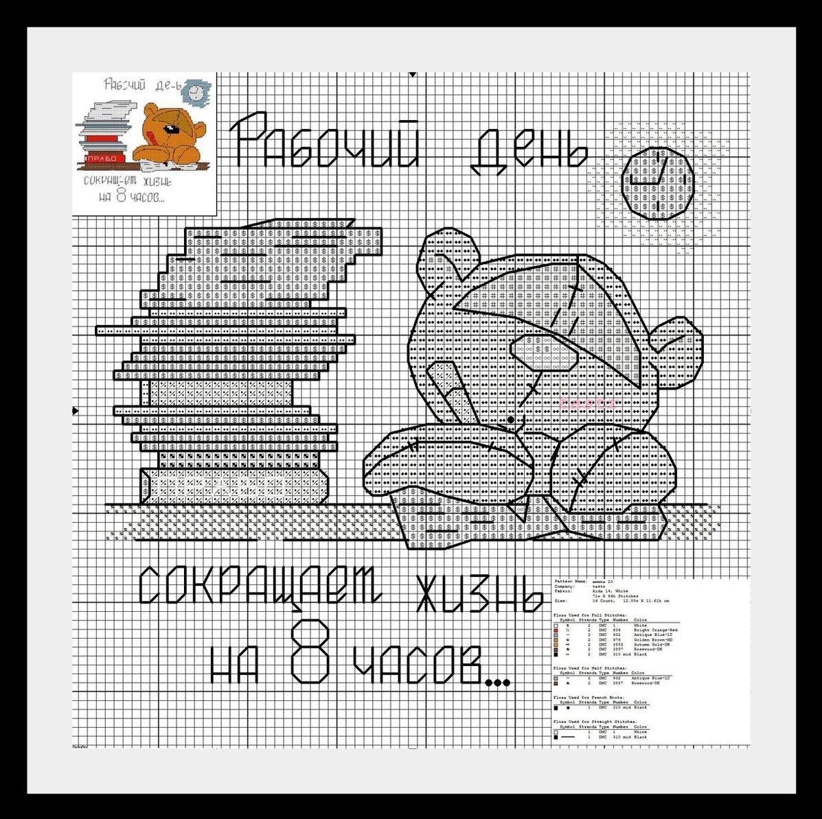 мишка работа 1 Мишки Fizzy Moon (часть вторая)