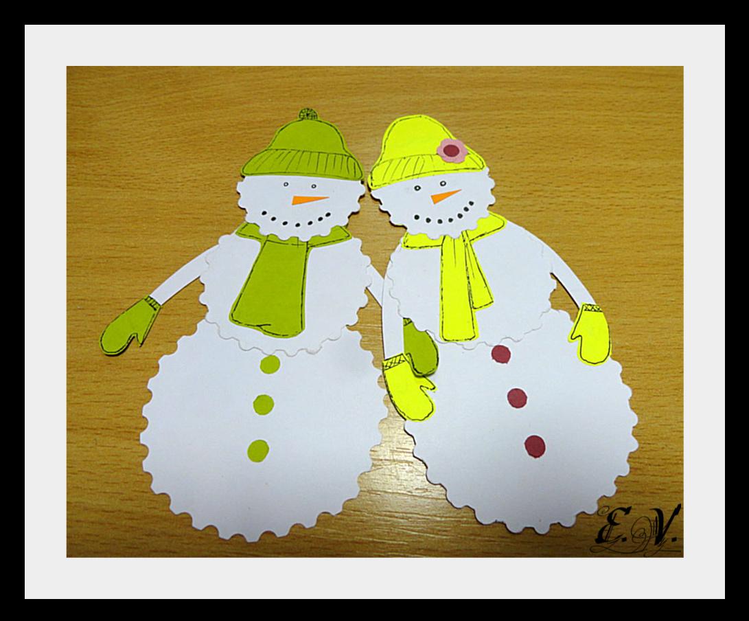 снеговики Снеговики