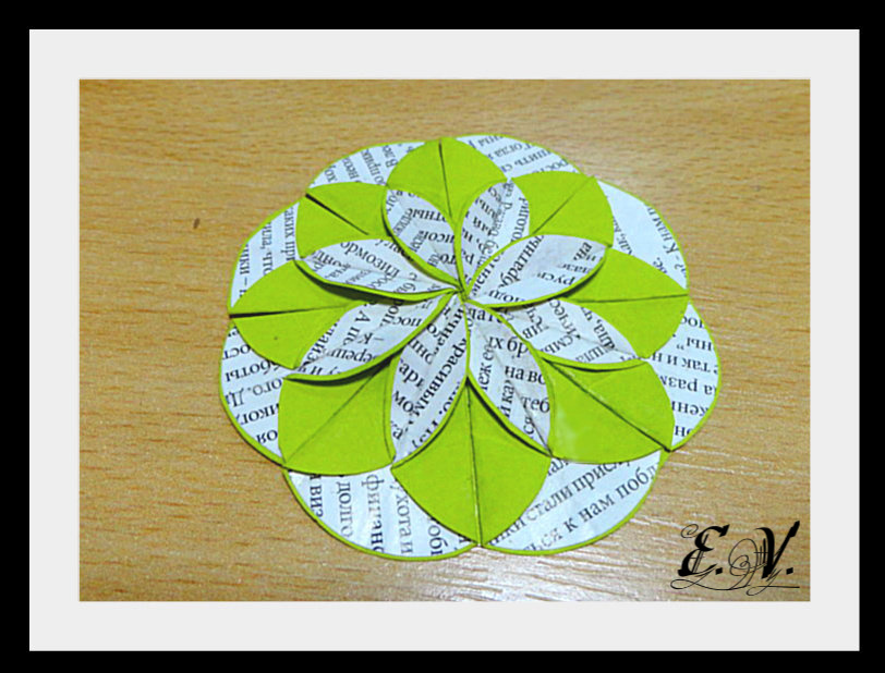 cvetok17 Цветок из бумаги