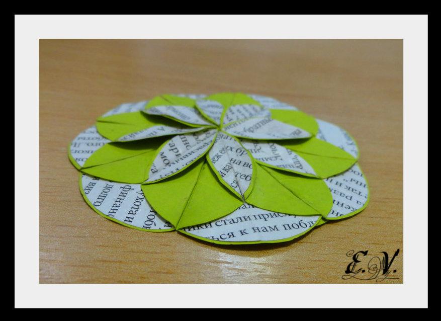 cvetok21 Цветок из бумаги