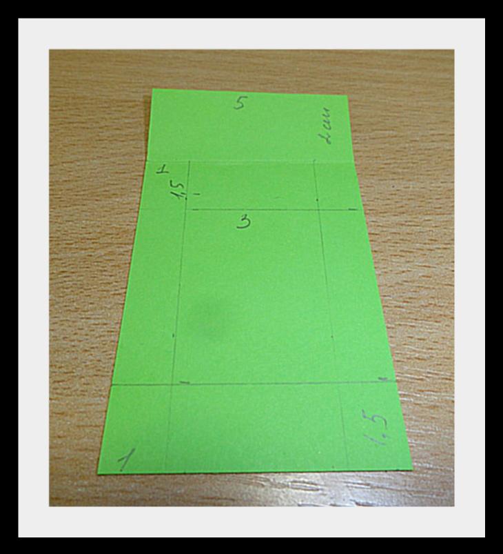 DSC04097 Упаковки для подарков на Новый год (коробочка №2)