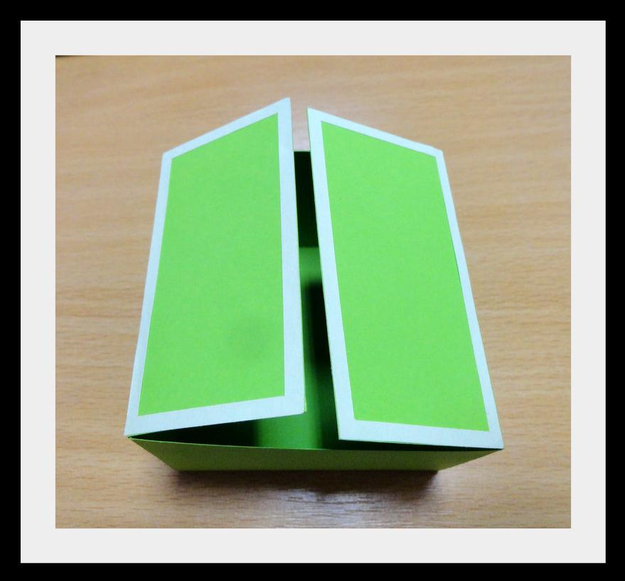 DSC04108 Упаковки для подарков на Новый год (коробочка №2)