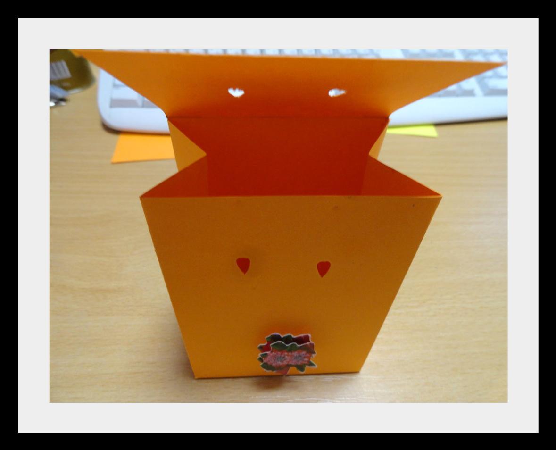 DSC04133 Упаковки для подарков на Новый год (коробочка №1)