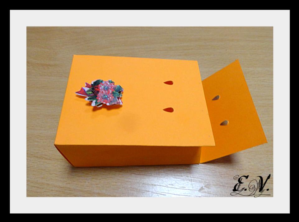 DSC04135 Упаковки для подарков на Новый год (коробочка №1)