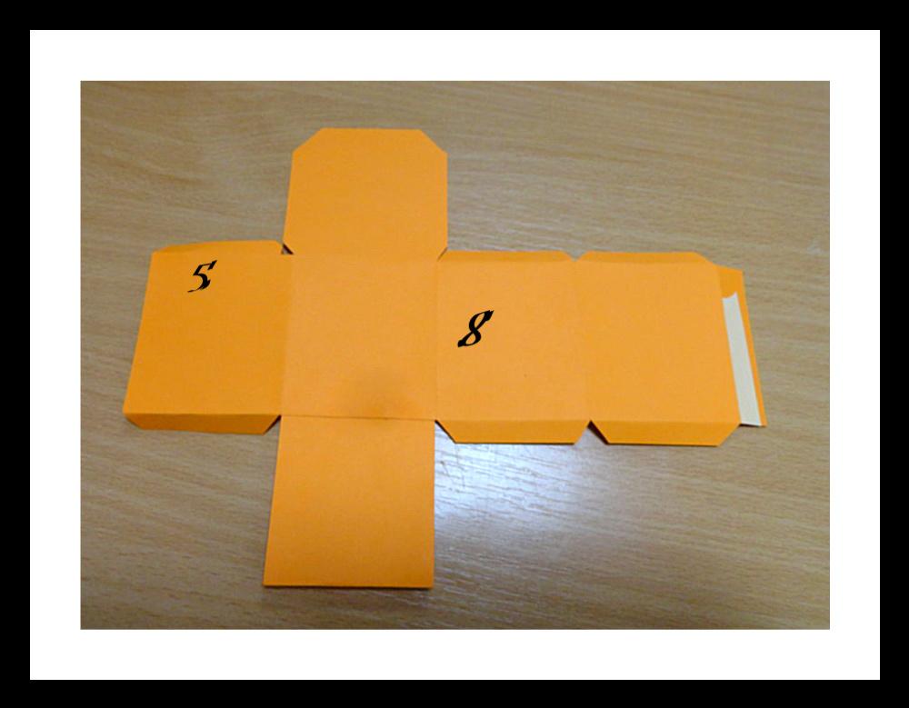 DSC04166 Упаковки для подарков на Новый год (коробочка №3)