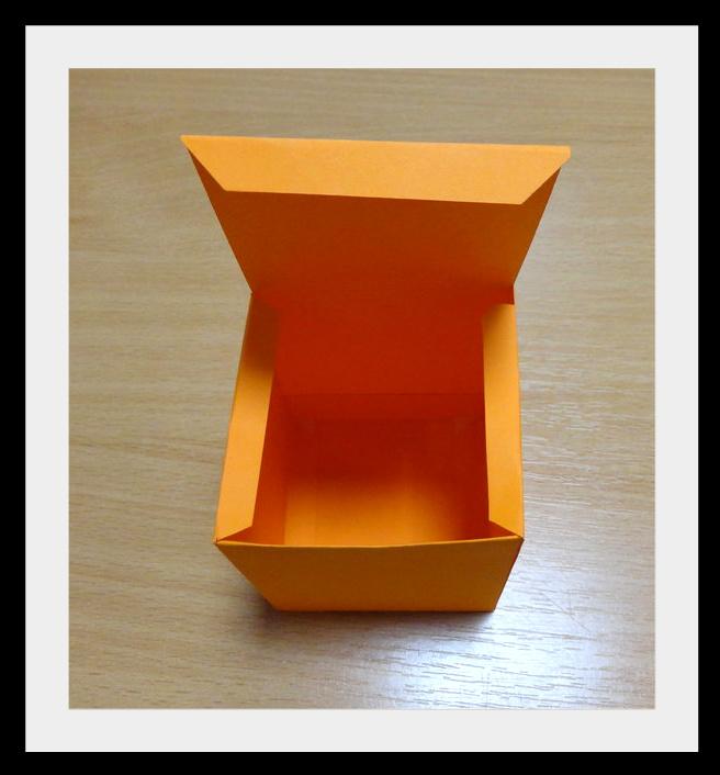 DSC04168 Упаковки для подарков на Новый год (коробочка №3)