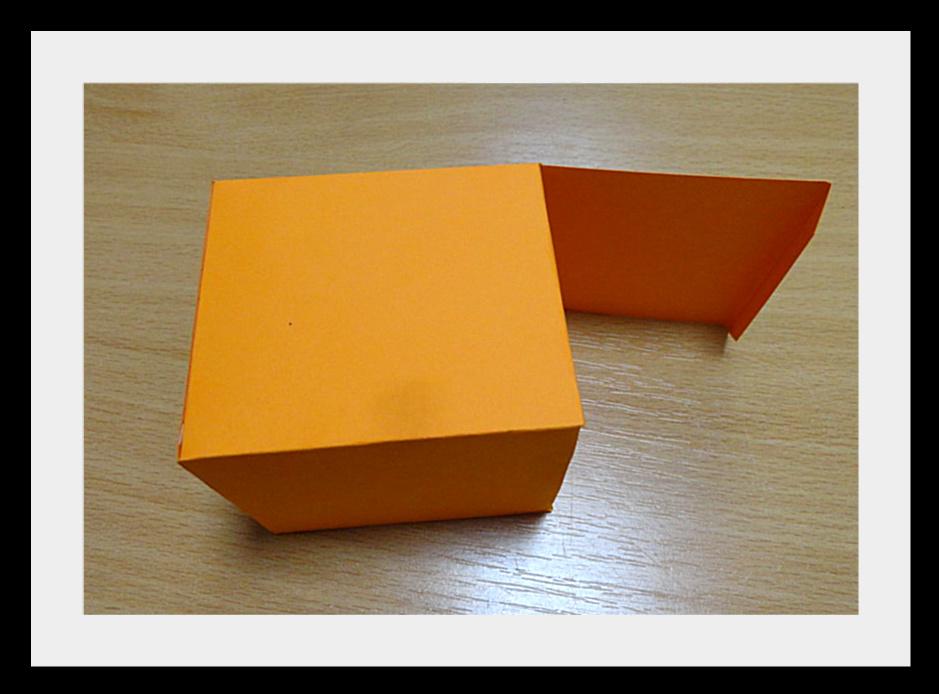 DSC04169 Упаковки для подарков на Новый год (коробочка №3)