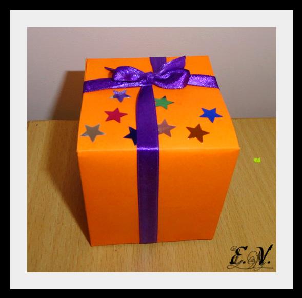 DSC04196 Упаковки для подарков на Новый год (коробочка №3)