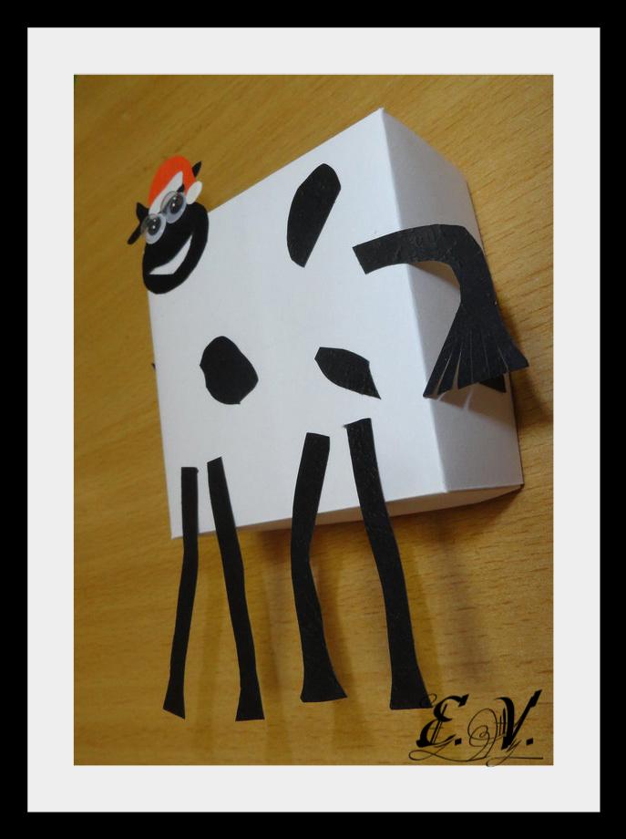 korobka15 Упаковки для подарков на Новый год (коробочка №6)