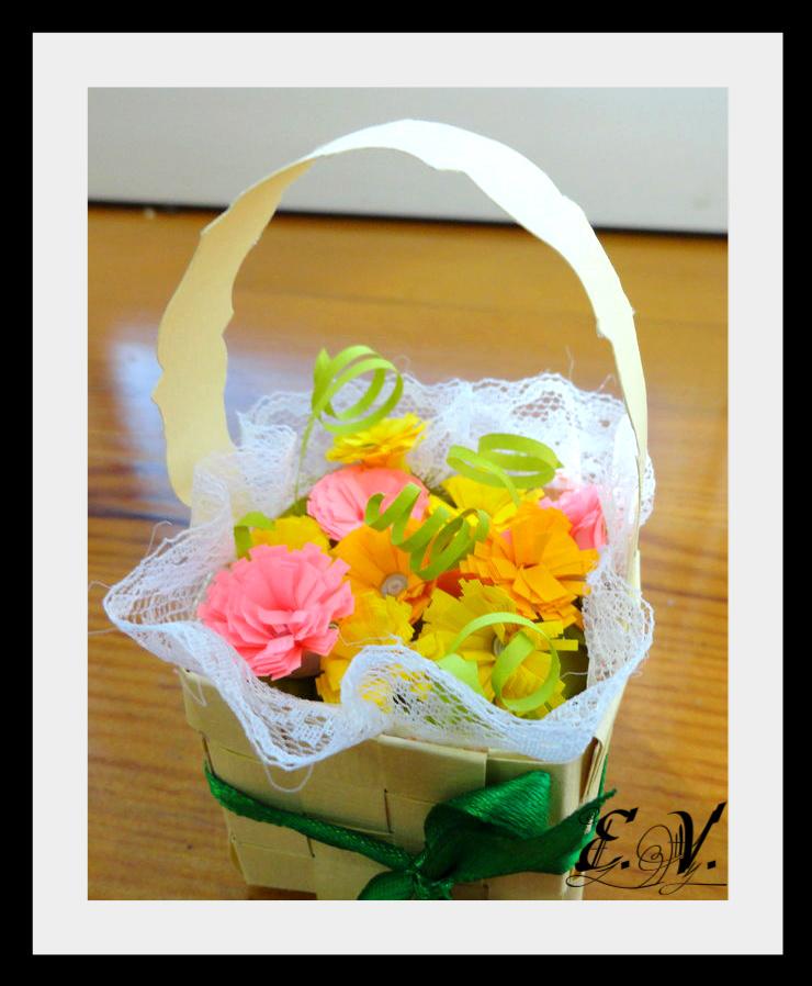 korzin5 Цветочная корзина