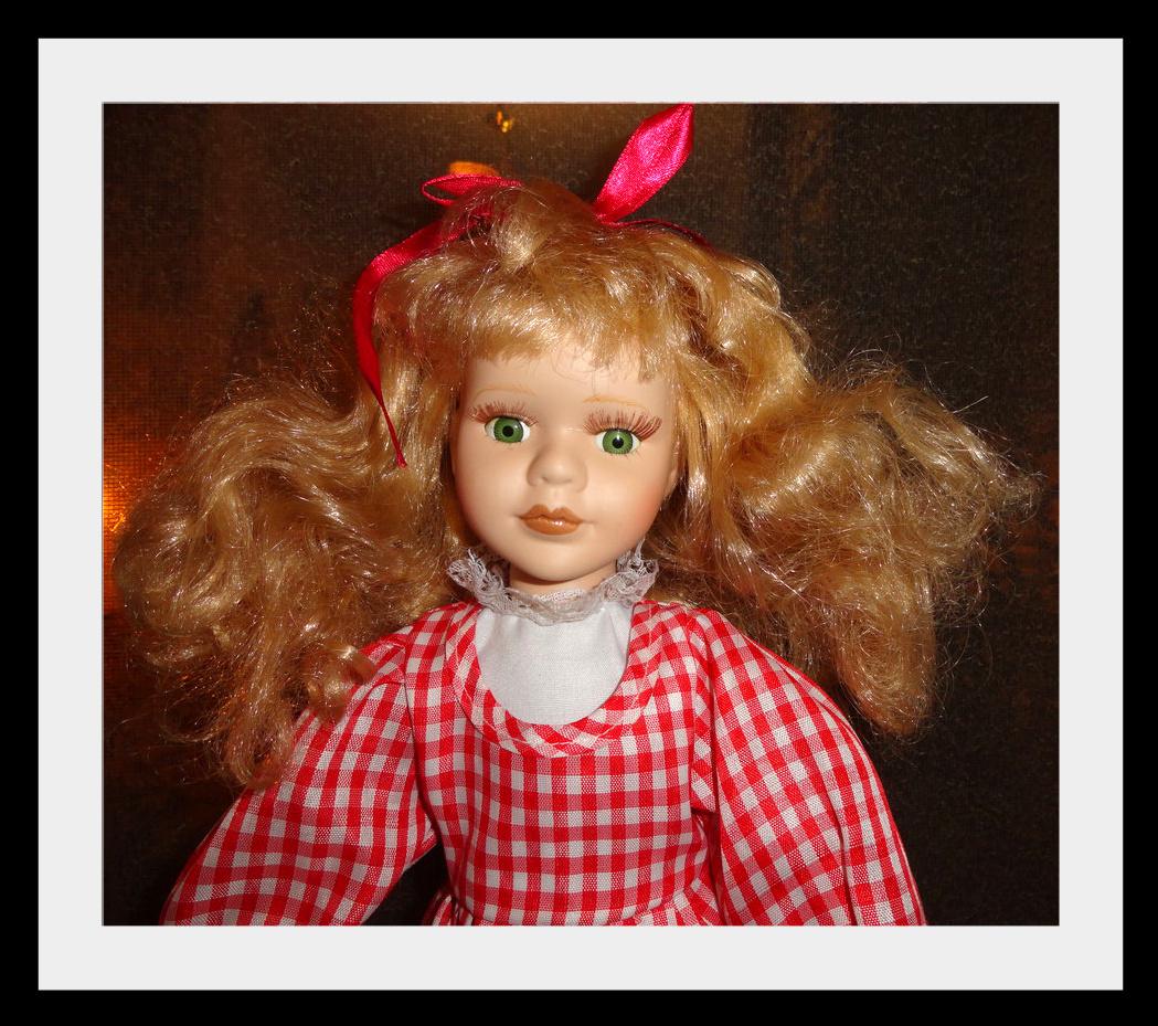 kyklu12 Фарфоровые куклы: преображение Шарлотты