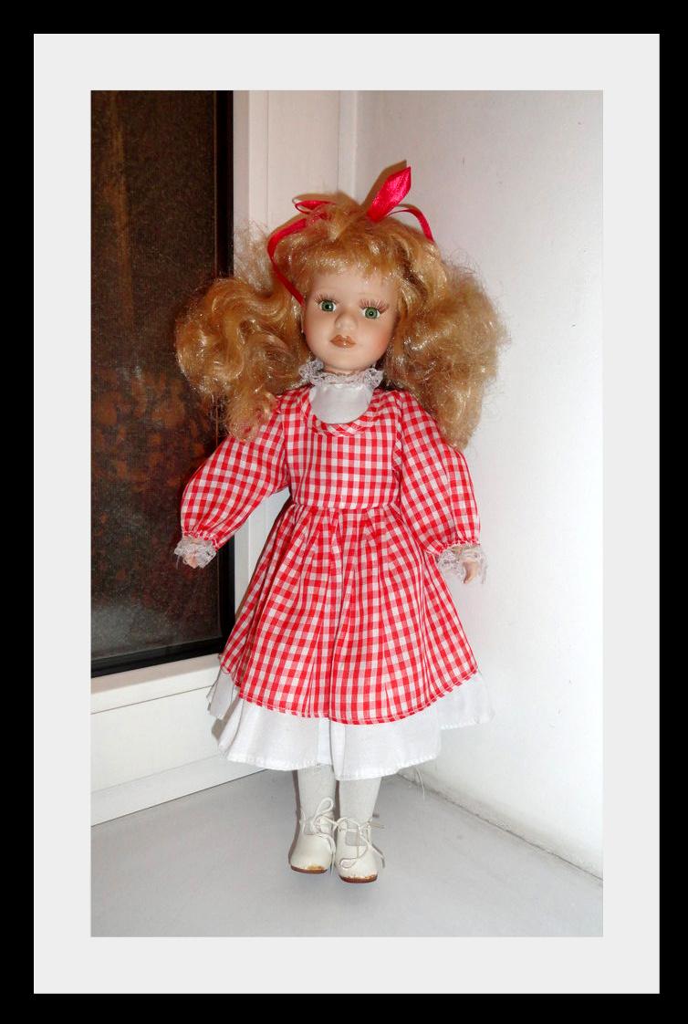 kyklu13 Фарфоровые куклы: преображение Шарлотты