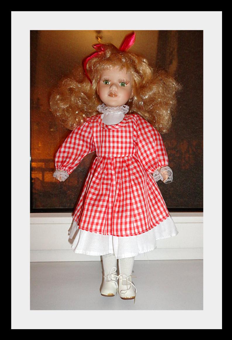 kyklu14 Фарфоровые куклы: преображение Шарлотты