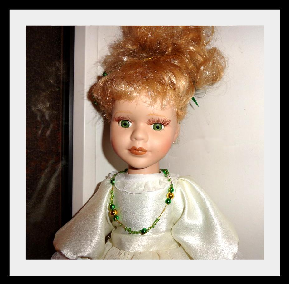 kyklu16 Фарфоровые куклы: преображение Шарлотты