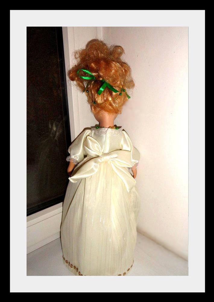 kyklu19 Фарфоровые куклы: преображение Шарлотты