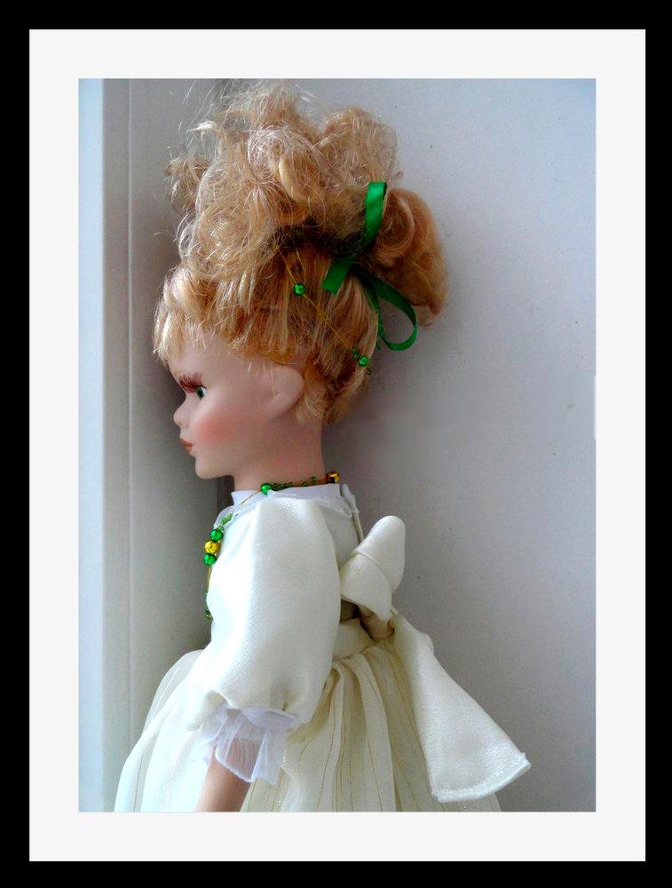 kyklu20 Фарфоровые куклы: преображение Шарлотты