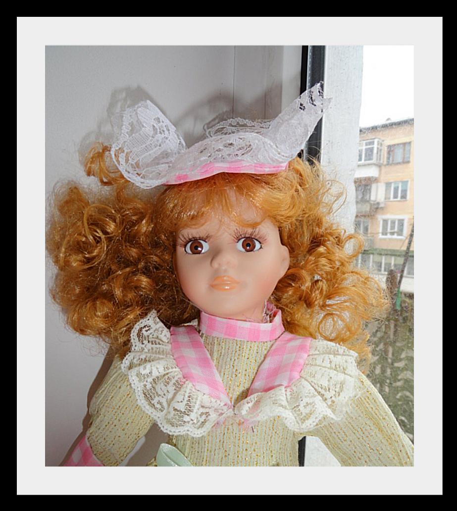 kyklu26 Фарфоровые куклы: преображение Каролины.
