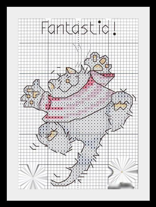 kotik vushivka5 Веселые котики: схемы для вышивки.