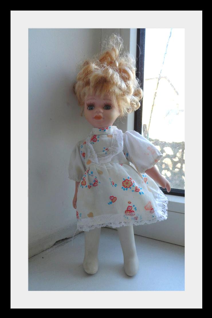 kyklu38 Фарфоровые куклы: преображение маленькой Лизи.