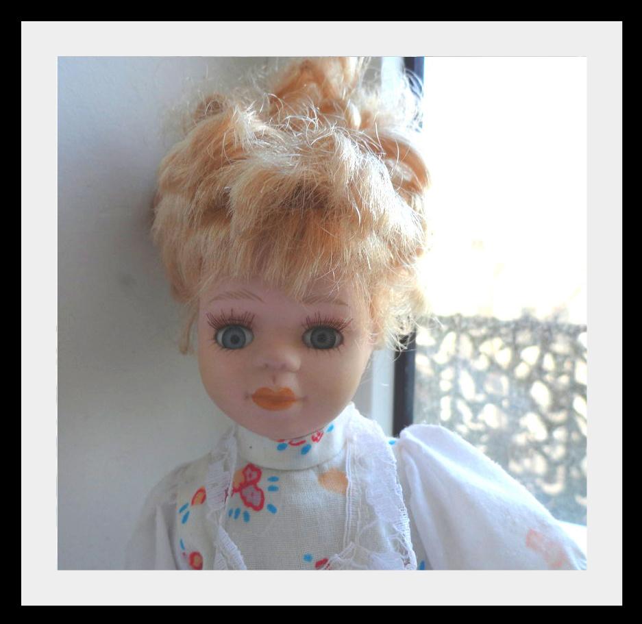 kyklu39 Фарфоровые куклы: преображение маленькой Лизи.