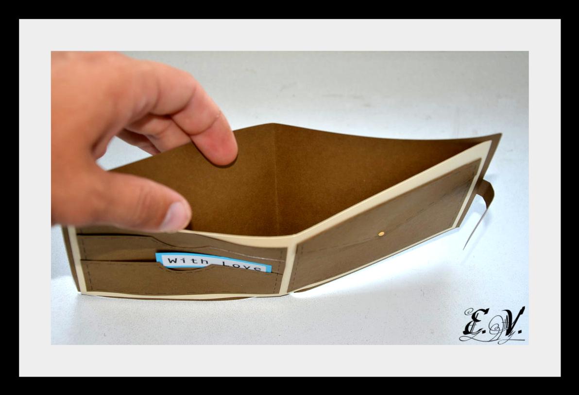 kochelok2 Бумажник для мужчины