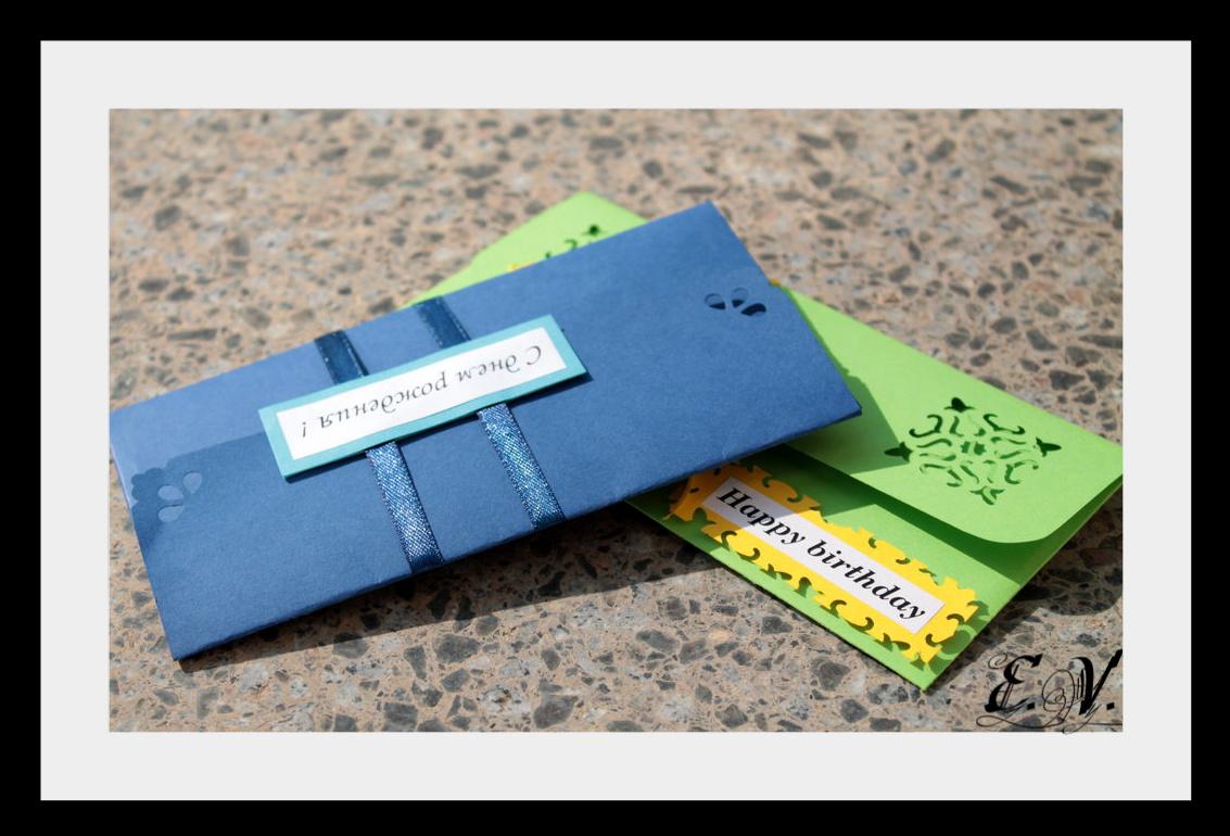 konvert10 И снова яркие коверты!
