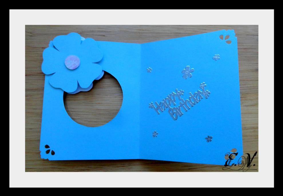 otkrutka cvetok3 Нежный цветок для милой девушки.