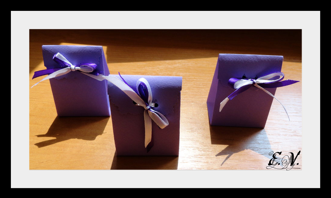 bonbonerka14 Фиолетовая свадьба.