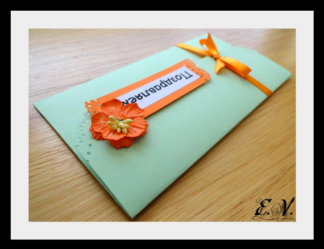 konvert17 Цветочный конверт.