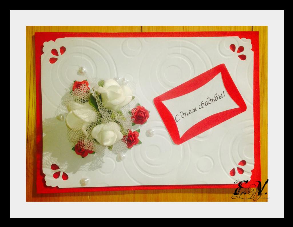 otkrutka s rozami16 Свадебный юбилей   30 лет вместе!