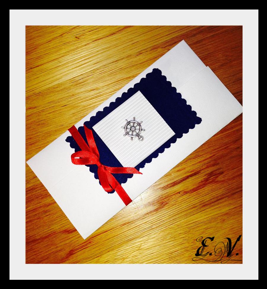 konvert42 Морская открытка